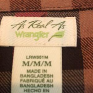 Wrangler Dresses - Flannel Shirt Dress